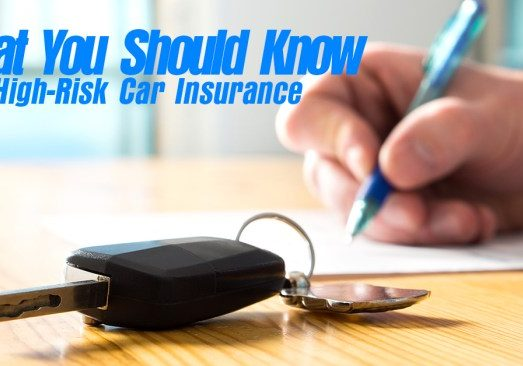 What You Should Know High-Risk Car Insurance_